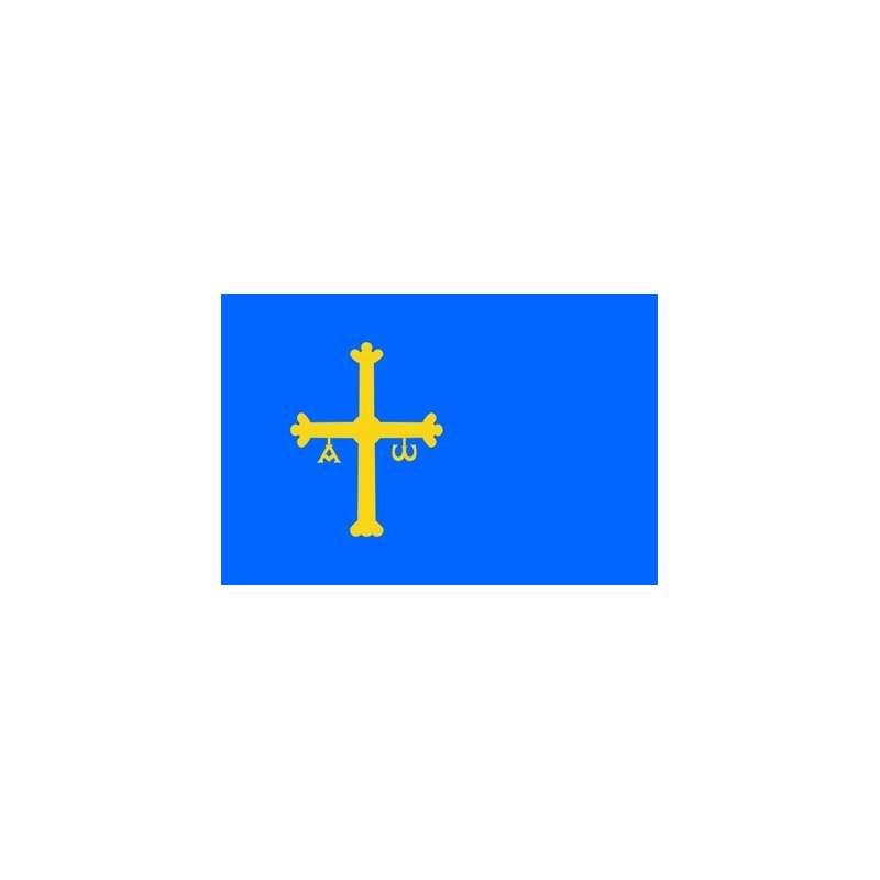 Drapeaux Asturies