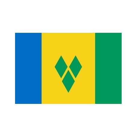 Pavillons Saint-Vincent et Les-Grenadines