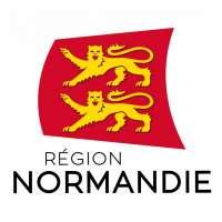 Drapeaux region Normandie
