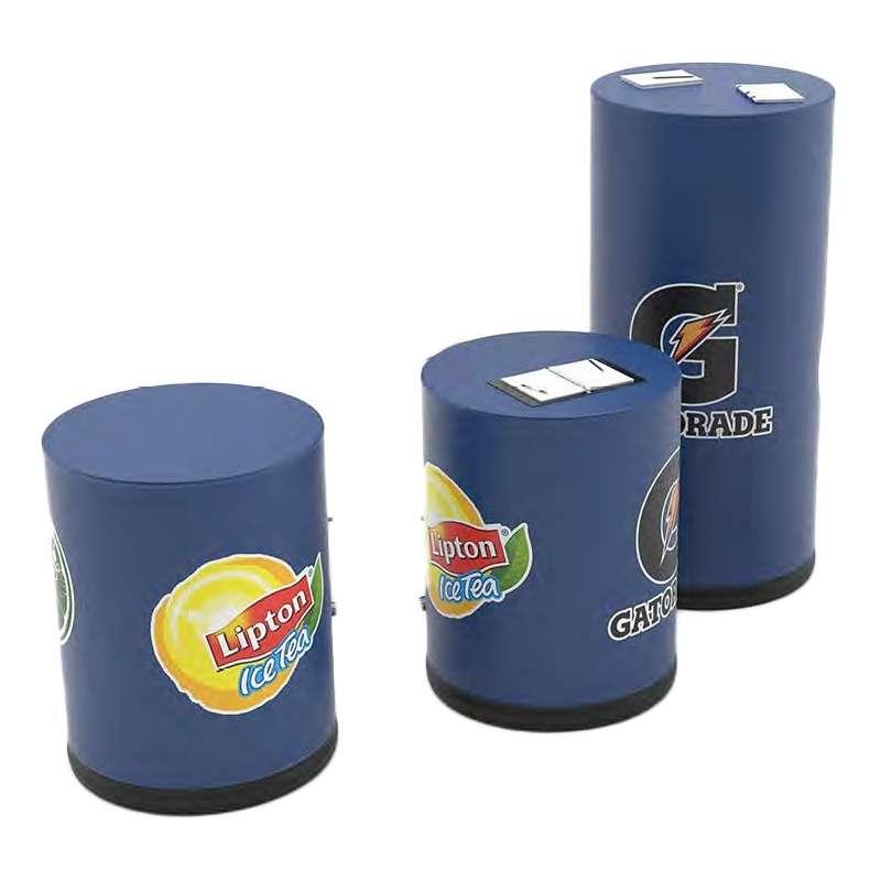 Mini colonne à air captif