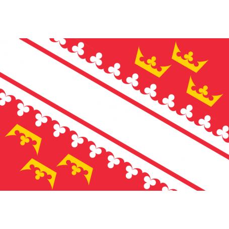 Drapeaux Alsace