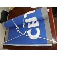 Kit 2 tourillons bois + 4 sandows 50 cm