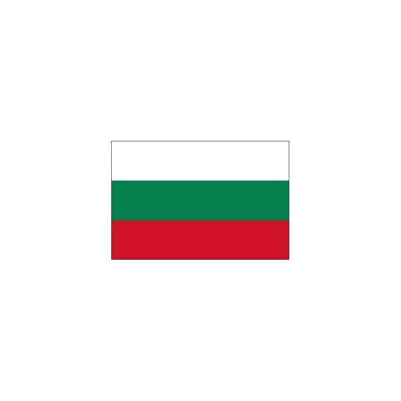 Drapeaux Bulgarie
