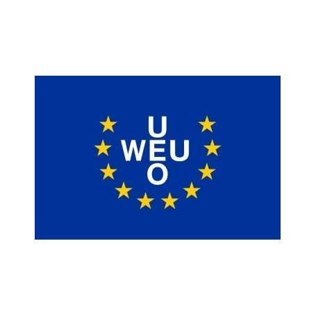 Drapeau Union Europe Occidentale
