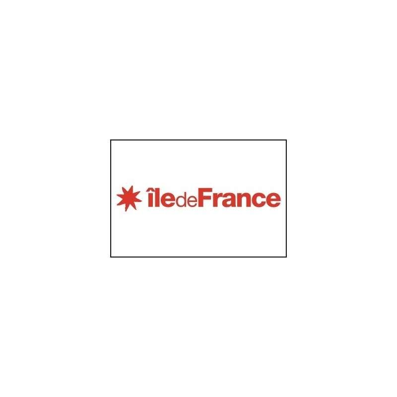 Drapeaux Région Île de France