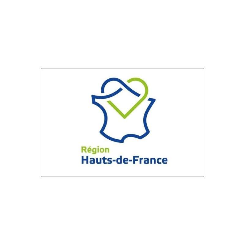 Drapeaux Région Hauts de France