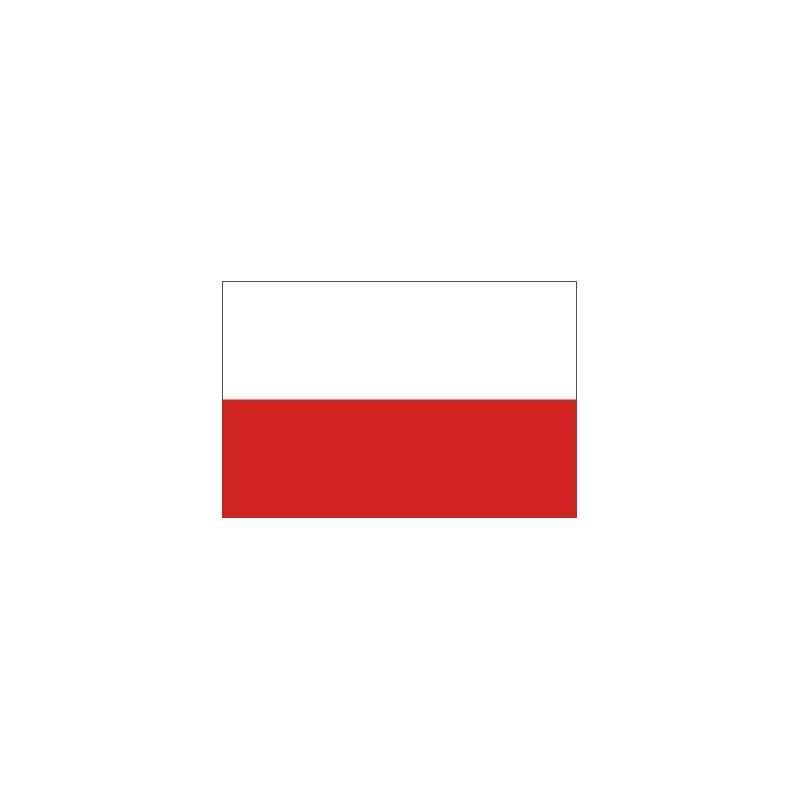 Drapeau Pologne