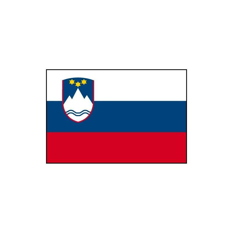 Drapeaux Slovénie