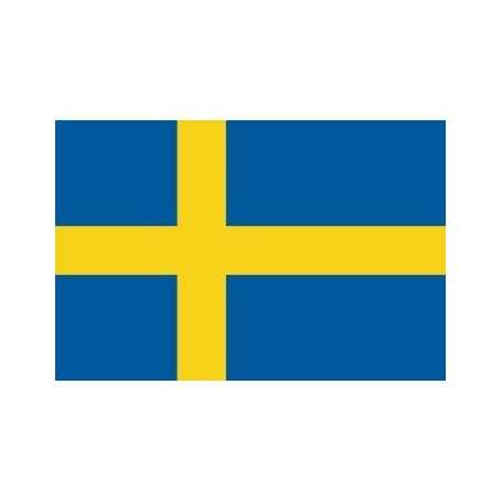Drapeaux Suède