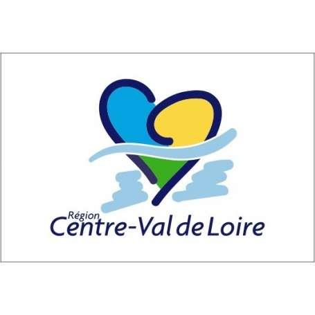 Drapeaux Région Centre-Val de Loire