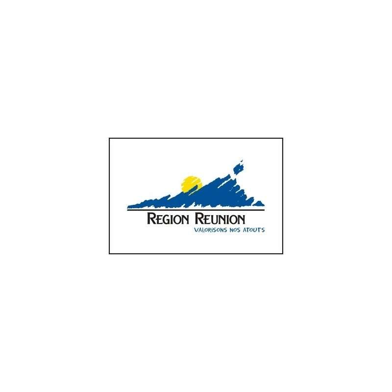 Drapeau Région Réunion