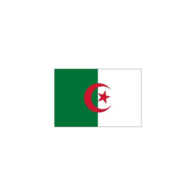 drapeaux algérie