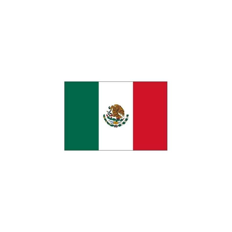 Pavillons Mexique