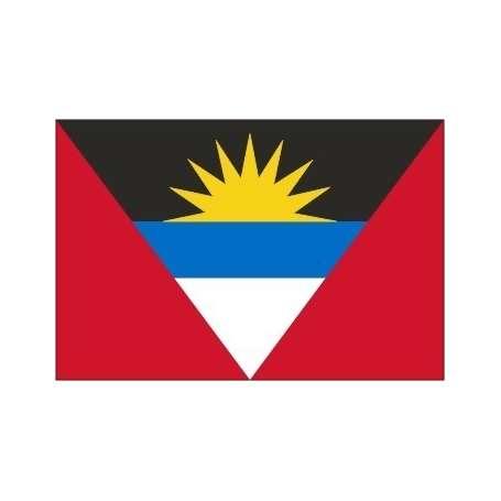 Drapeau / Pavillon Antigua & Barbuda (S3)