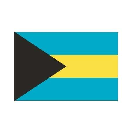 Drapeau / Pavillon Bahamas (S3)