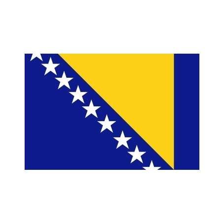 Drapeaux Bosnie-Herzégovine