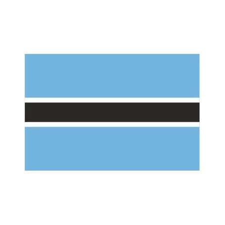 Drapeau / Pavillon Botswana (S1)