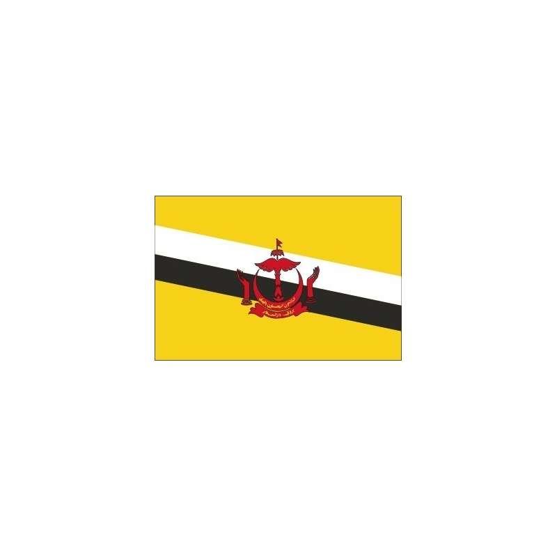 Drapeau Brunei