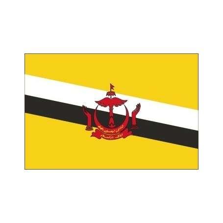 Drapeau / Pavillon Brunei (S3)