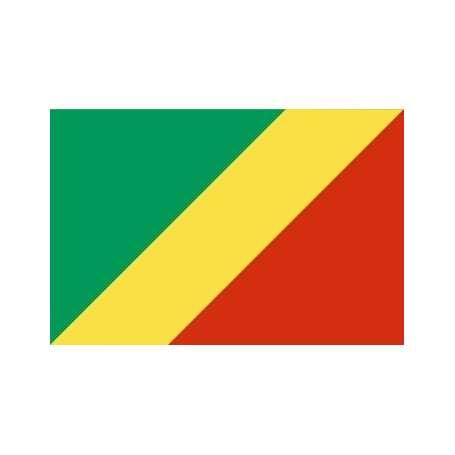 Drapeau / Pavillon Congo (Brazzaville)