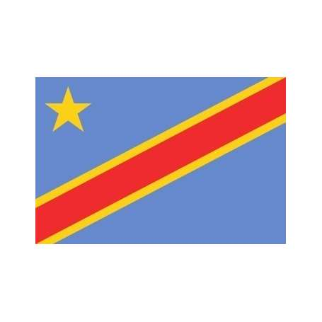 Drapeau Congo (Kinshasa)
