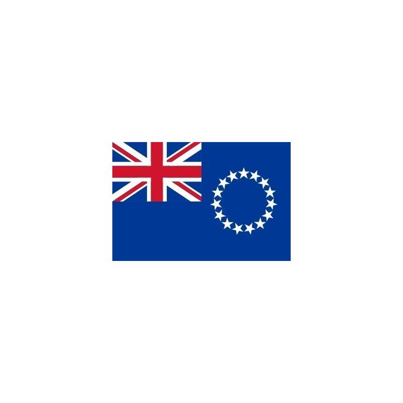 Drapeau Îles Cook