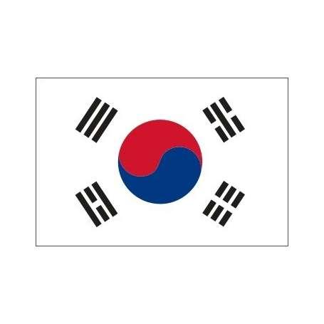 Pavillons  Corée du sud