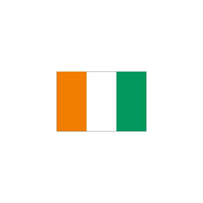 Drapeau Cote d'Ivoire