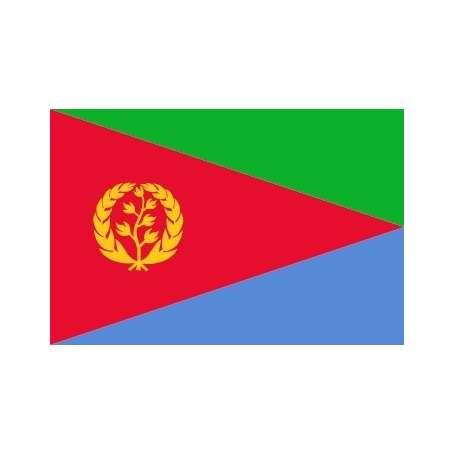 Drapeaux Erythrée