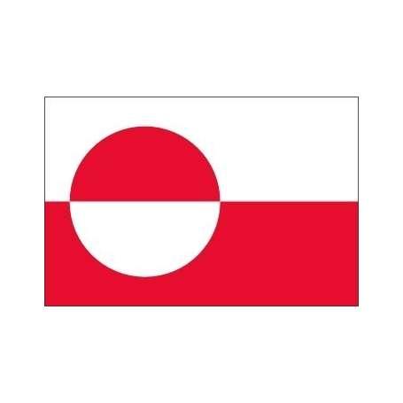 Drapeau / Pavillon Groenland