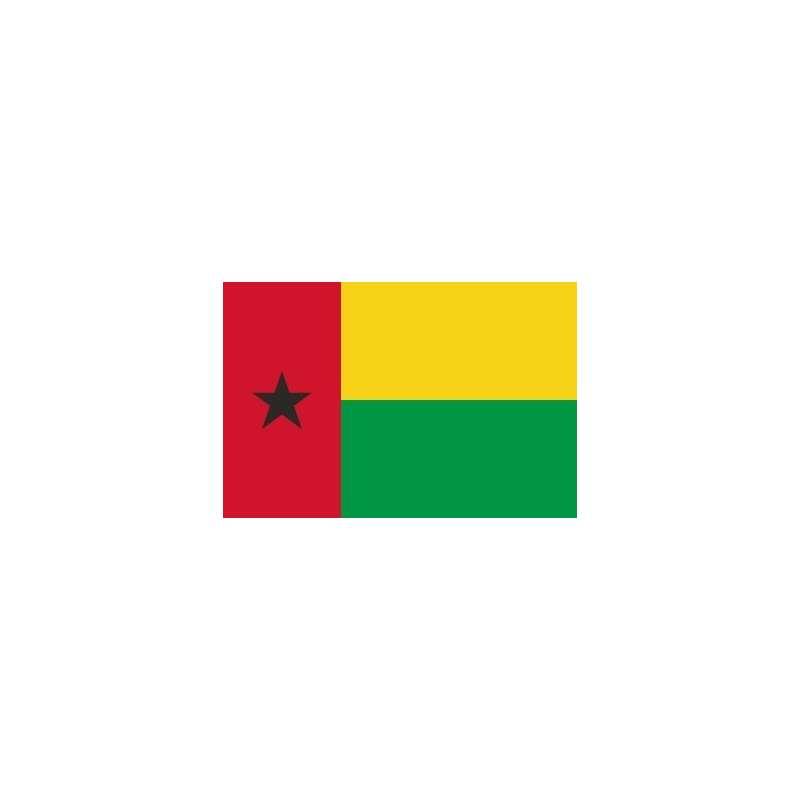 Drapeaux Guinée-Bissao