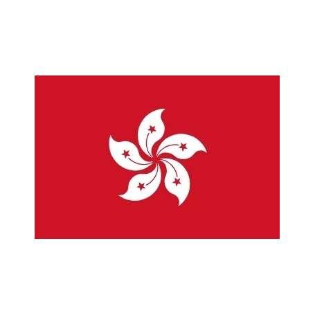 Drapeau / Pavillon Hong Kong