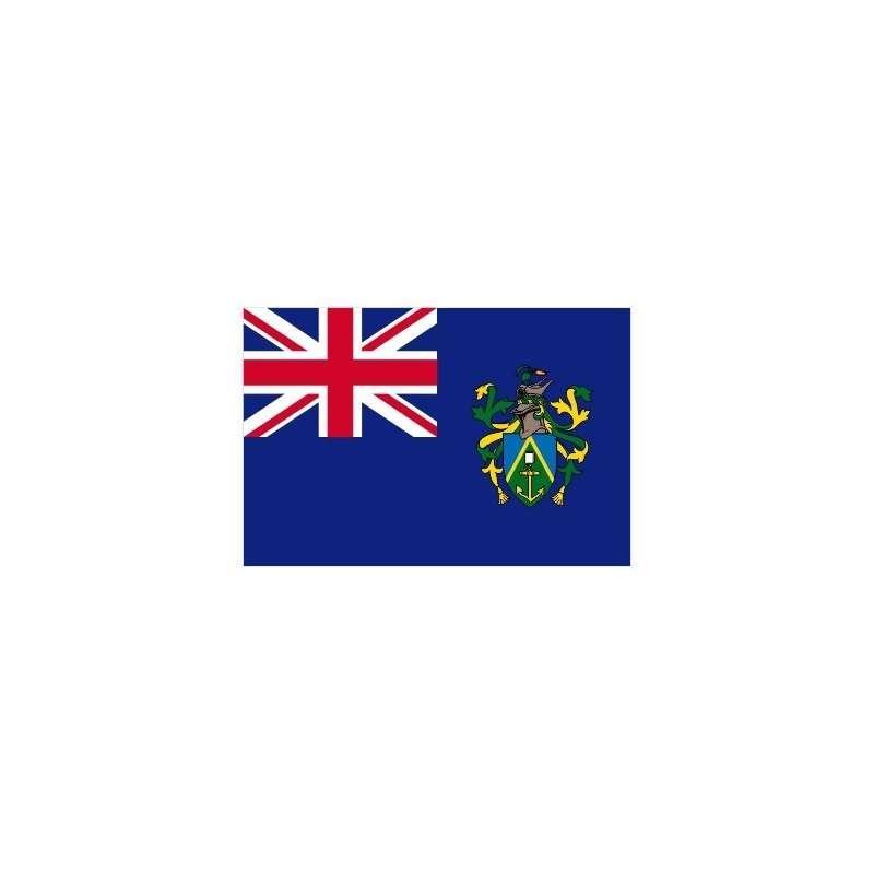 Drapeaux Iles Pitcairn