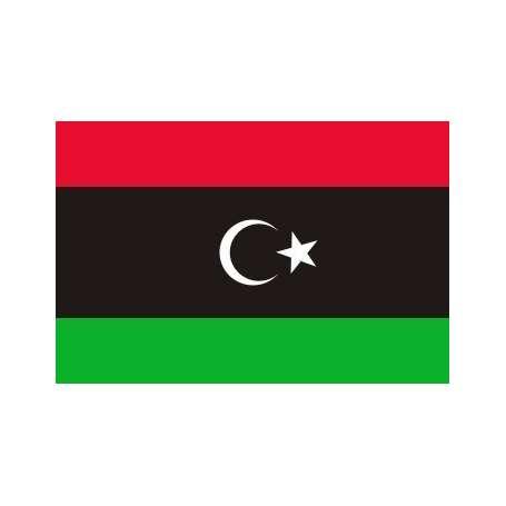 Drapeau / Pavillon Libye