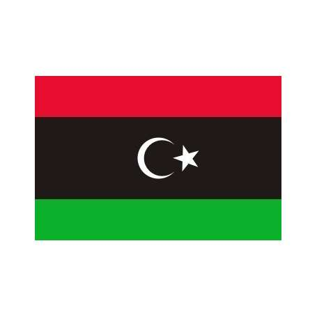 Drapeau / Pavillon Libye (S3)