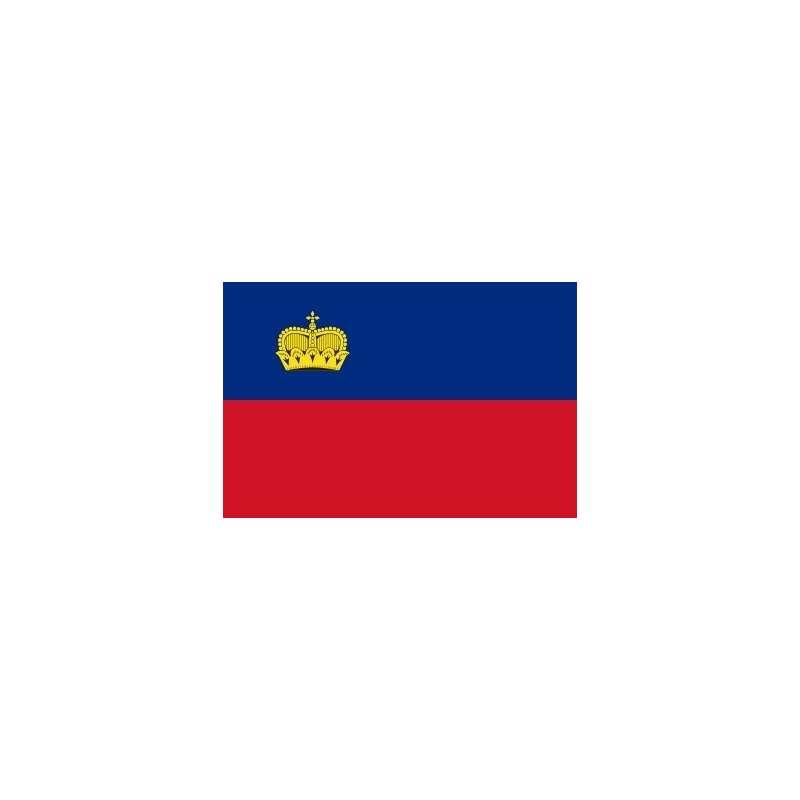 Drapeaux Liechtenstein
