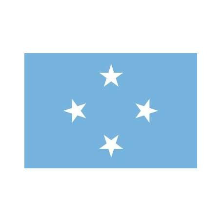 Drapeaux Micronésie