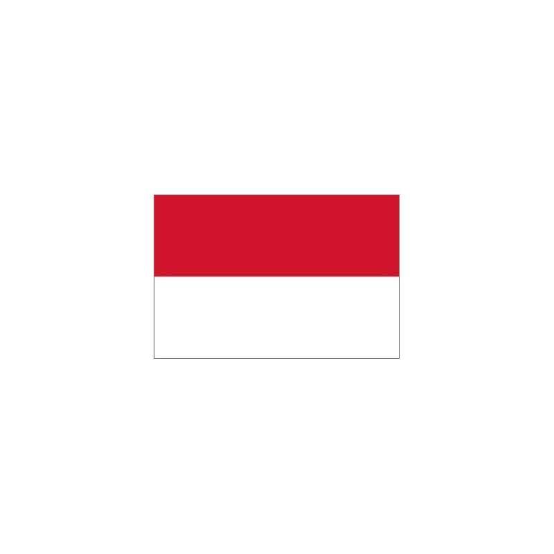 Drapeau Monaco