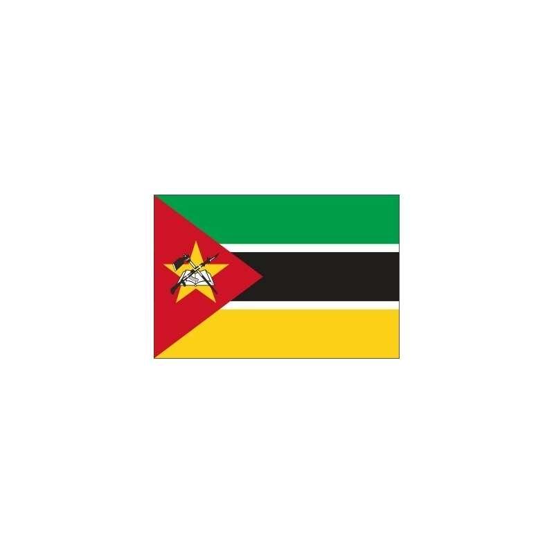 Drapeau Mozambique