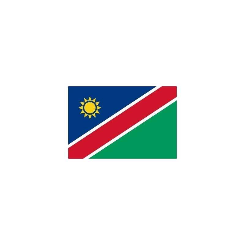 Drapeau Namibie