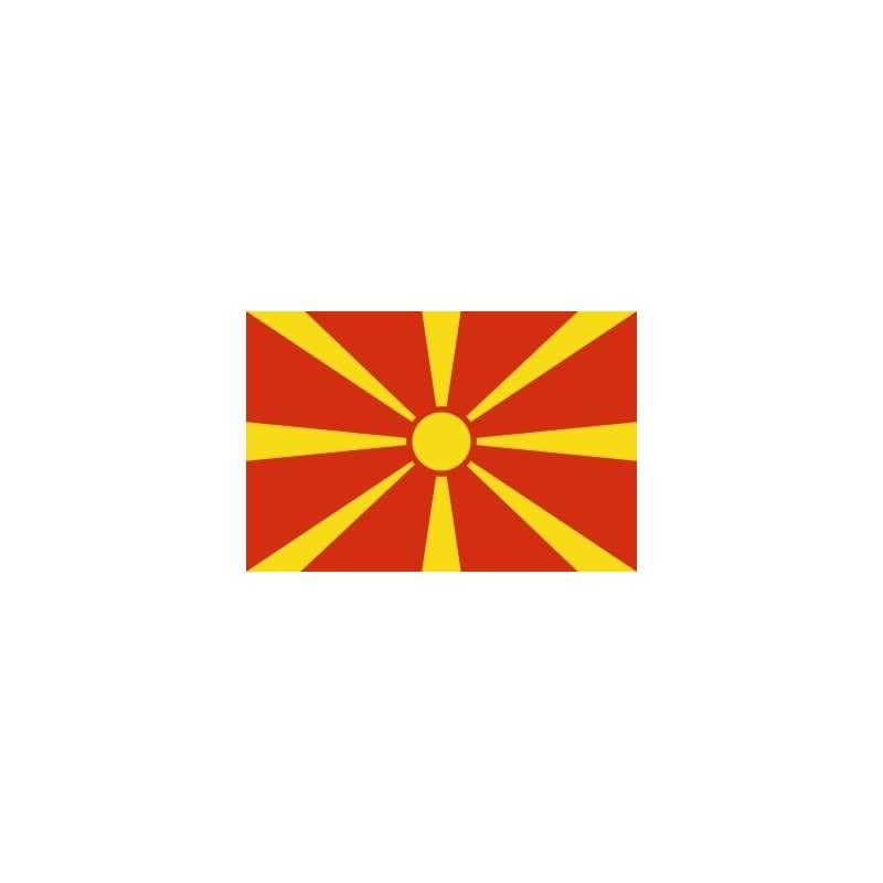 Pavillons Macédoine