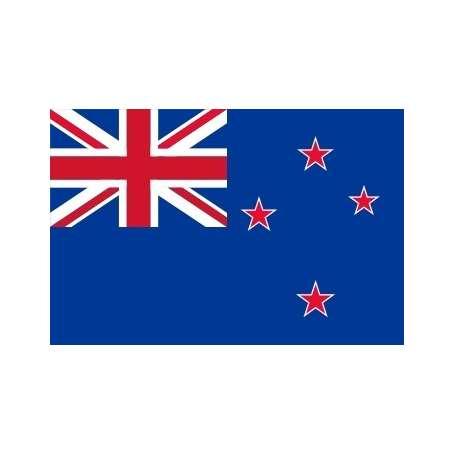Drapeaux Nouvelle Zélande