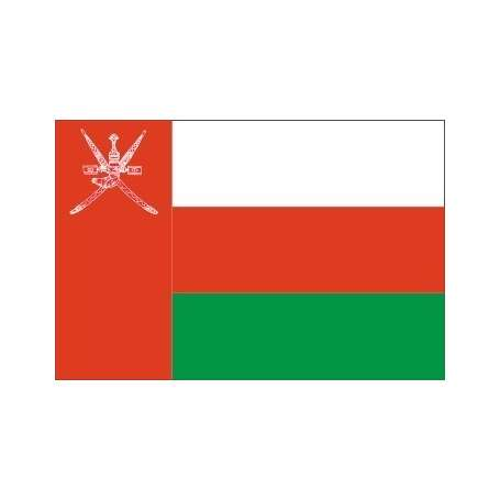 Drapeau Oman