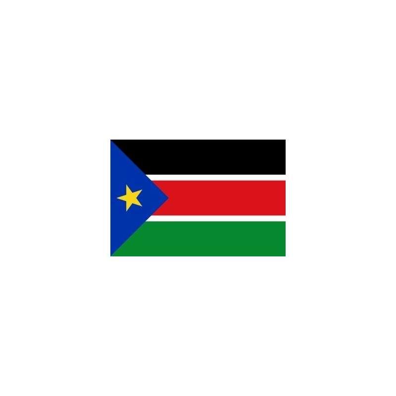 Drapeau Soudan Sud