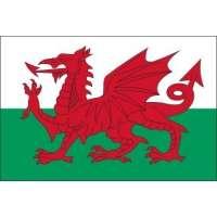 Drapeau / Pavillon Pays de Galles