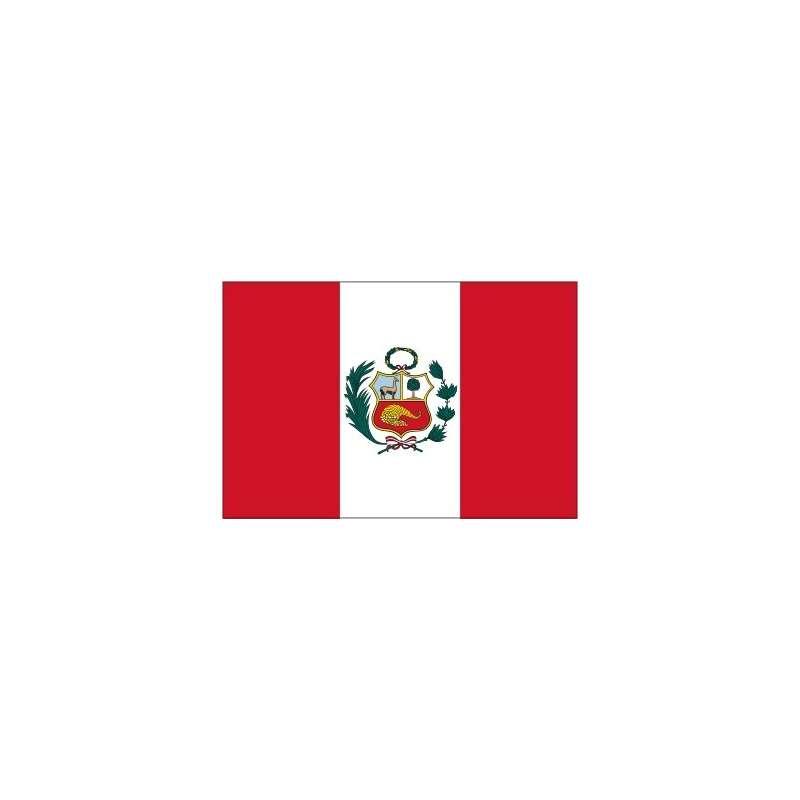 Drapeaux Pérou