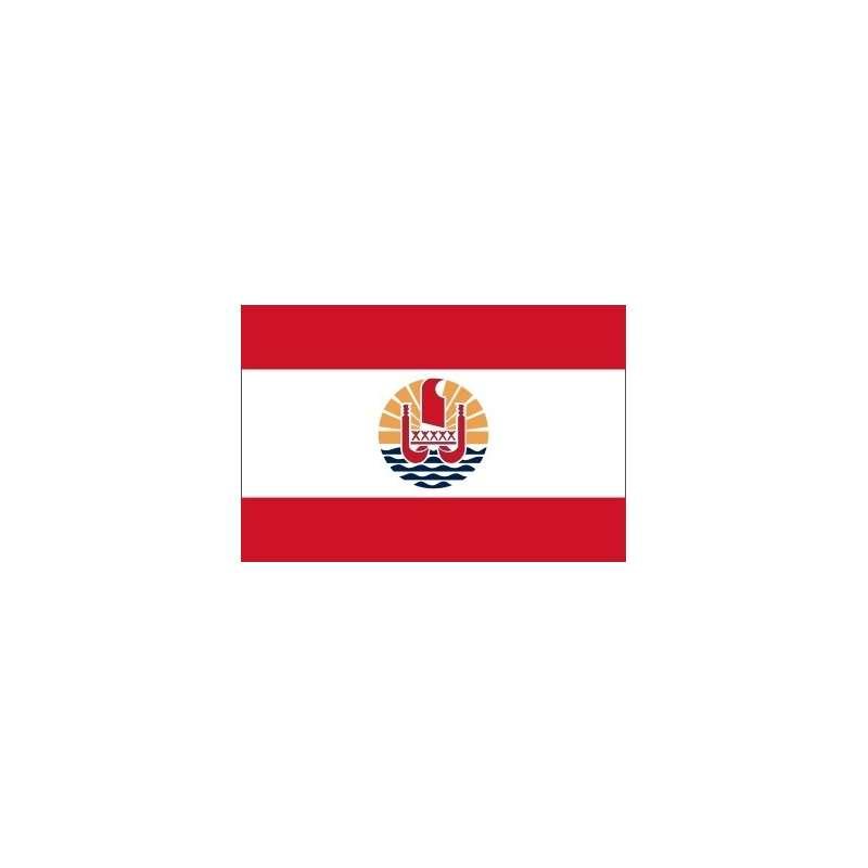 Drapeaux Polynesie