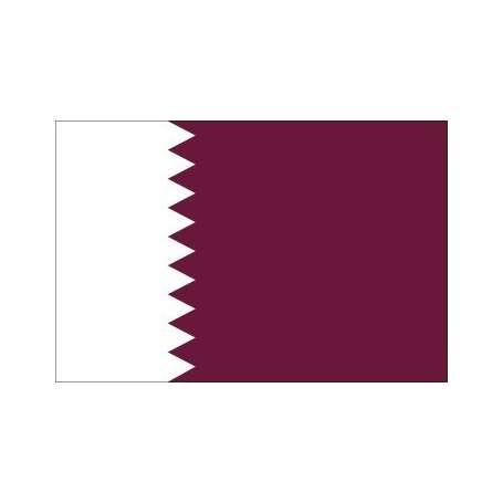 Drapeau / Pavillon Qatar