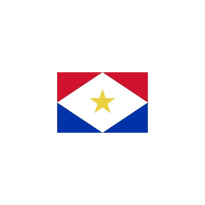 Drapeaux Saba