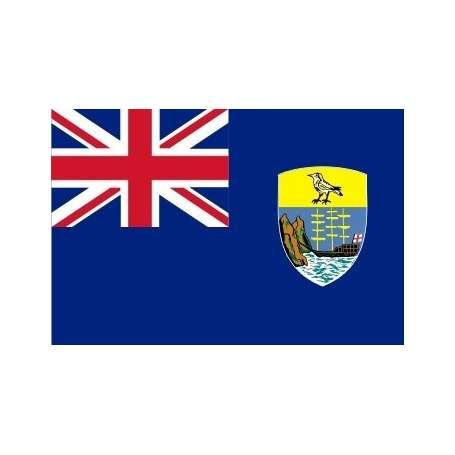 Drapeaux Iles Sainte Helene